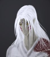 Sesshomaru by SilverSirenSongs