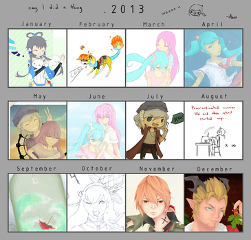 2013 by thearisu