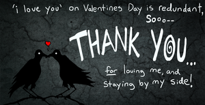 .:A Cheery Valentines to you:. by GayMenDancing