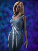 Chris / Evening gown by Sedorrr