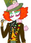 The Mad Hatter by puddinge