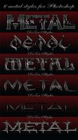 6 Metal Styles for PS by DiZa-74