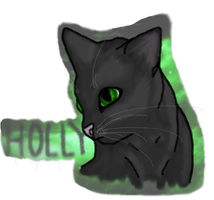 .:Hollyleaf:. by Spottedmoth321