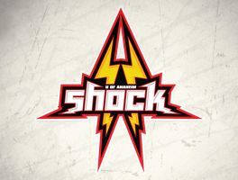 Anaheim Shock Logo by AiDub