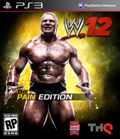 WWE '12 Pain Edition by Photopops