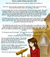 Fanfic extract by Rain7777