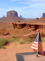 Monument Valley II by pinkangel59495