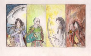 The Noble House of Fingolfin by Gwenniel
