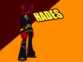 Dr. B. Hades :shade's disguis: by tora44