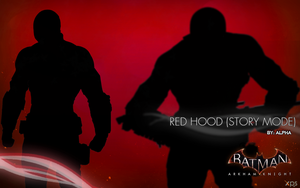 Batman Arkham Knight - Red Hood (Story Mode) by XNASyndicate