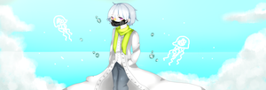 Clear- DRAMAtical Murder by Llamasrock123456