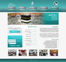 Salam Website 2 by marstyle