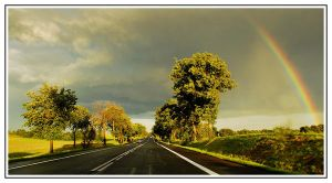 road by MysteriousWoman