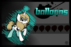 BALLOONS: Fighting is Magic. by Balloons504