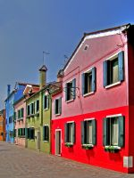 Burano Delight... by Wimley