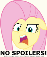Fluttershy - NO Spoilers by TomFraggle