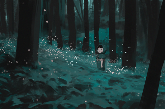 250/365 Grave of the fireflies by snatti89