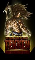 Tekken by Shirtupboy