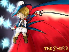 :B-Day: - The Sword by luigirules64