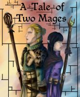 Tale of Two Mages by Imagin-Aries