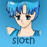 Sloth by Pisces1090