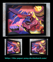 Shadowbox: League of Legends Rumble by The-Paper-Pony