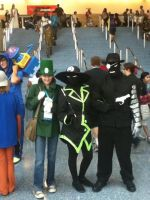 AX 2012 Homestuck Cosplay by Mexican-Lobo