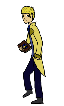 Wizards of Ethune: Tyson Redesign by companioncube99