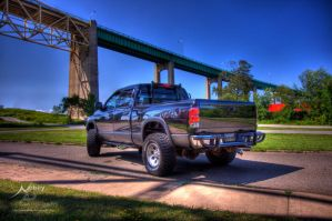 HDR Dodge Ram 2010 2 by Nebey