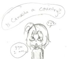 Is Canada a Country? by BlueRoseFox