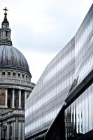 St. Paul's II by Krynicki
