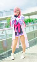 Lacus Clyne - Cosplay by PS-XiaoFeng
