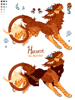 Harvest Ref Sheet by Aviator33