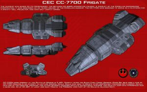 CC-7700 frigate ortho [New] by unusualsuspex