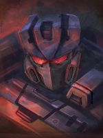 Soundwave watching you by zgul-osr1113