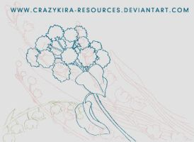 Flowers 3 by crazykira-resources