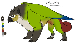 Charlie ref by PhantomCat