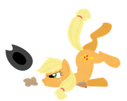 Applejack Three Hooves by YokoKinawa