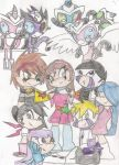 a pic on all my srmtfg best friends by BloodyPink-M