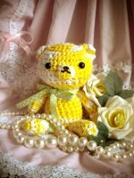 Amigurumi Bear by Corselia