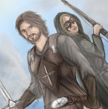 Unlikely Partners by Cheyanne-Author