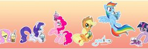 Friendship is Bubble Tea by Yamino
