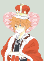KINGDOM CROWN -KH- by sorakawa