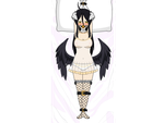 Bed Time-Albedo by misteryo301