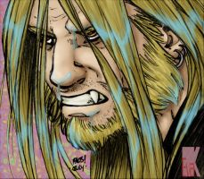 Colored v Sabey Lookin Wet by eva1