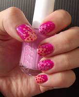 Juicy Dots mani by Ithfifi