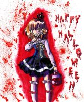 Happy Halloween 2009 by Tamao