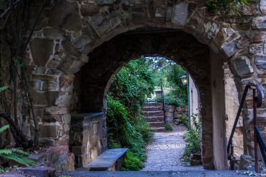 Archway by TomHorton100