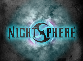 NightSphere Band Logo by 717thartist