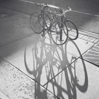 Shadow Bikes by jonniedee